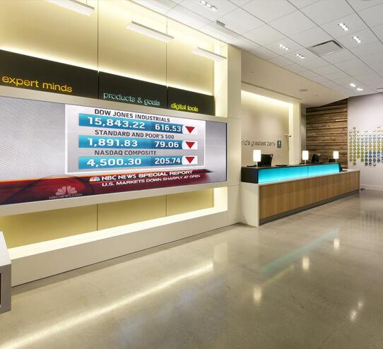 led-display-financial-application